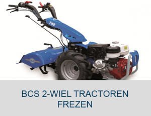 BCS tuinfrees kopen bcs tractoren frezen